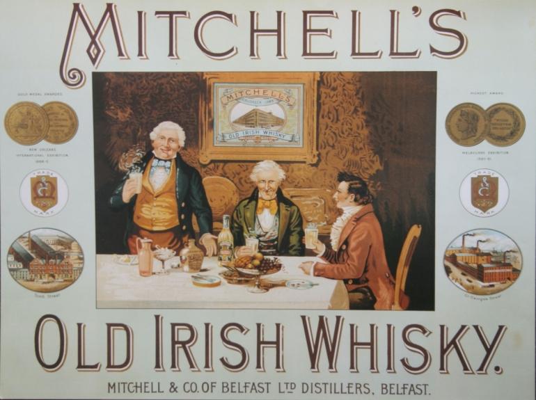 стара ирландска реклама