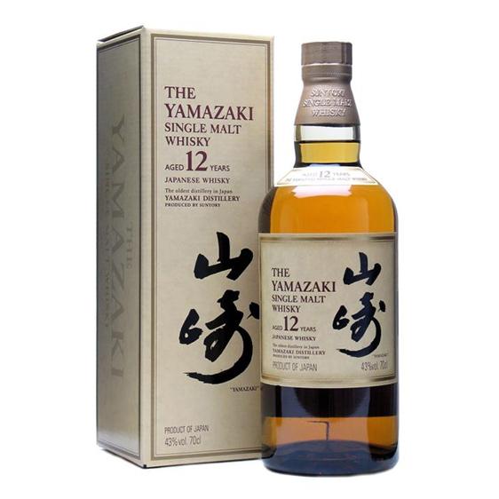 Ямазаки 12 годишно
