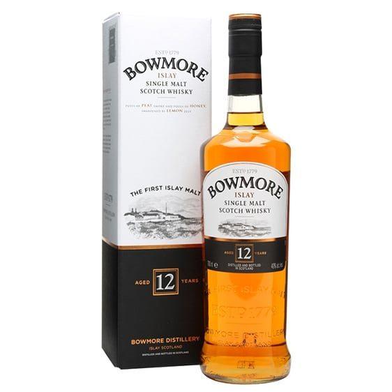 Баумор 12 годишно уиски