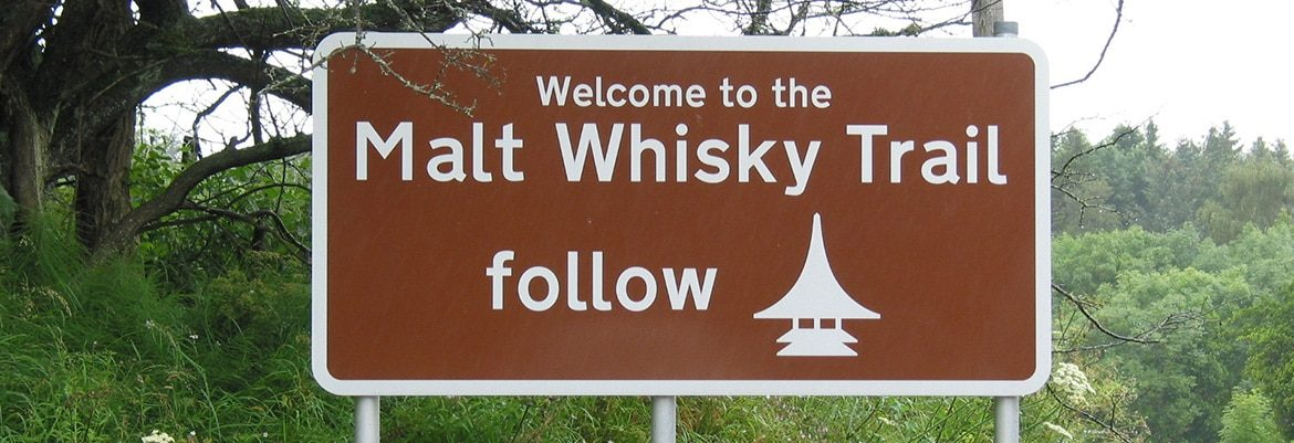 whisky sign