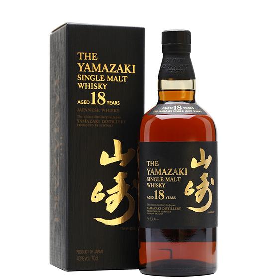 Ямазаки 18 годишно