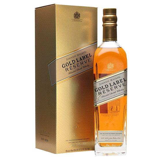 джони уокър златен етикет уиски