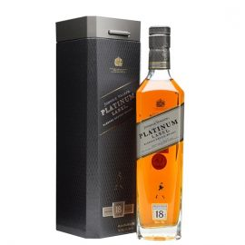 johnnie walker platinum 18year old