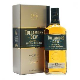 тюламор дю 12 годишно - Tullamore DEW 12 Year Old