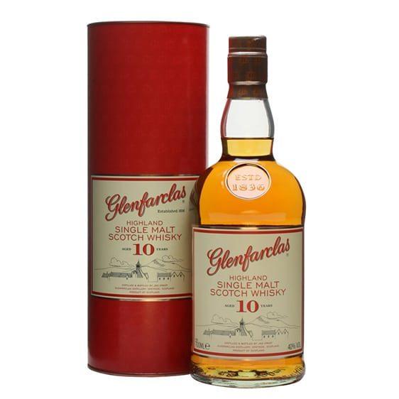 гленфарклас 10 годишно уиски