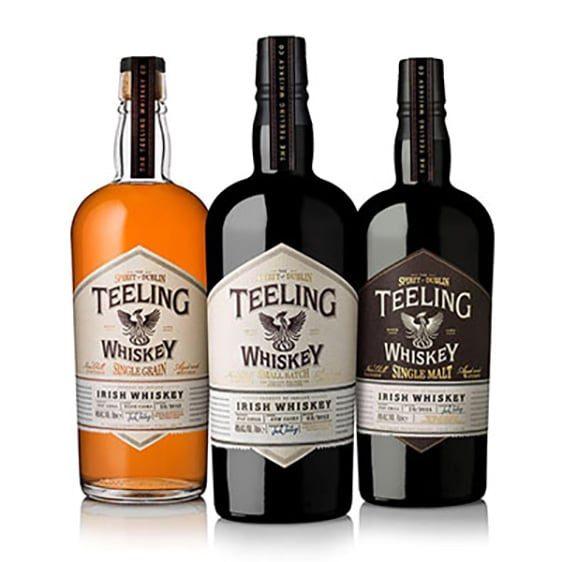 тийлинг всички уискита