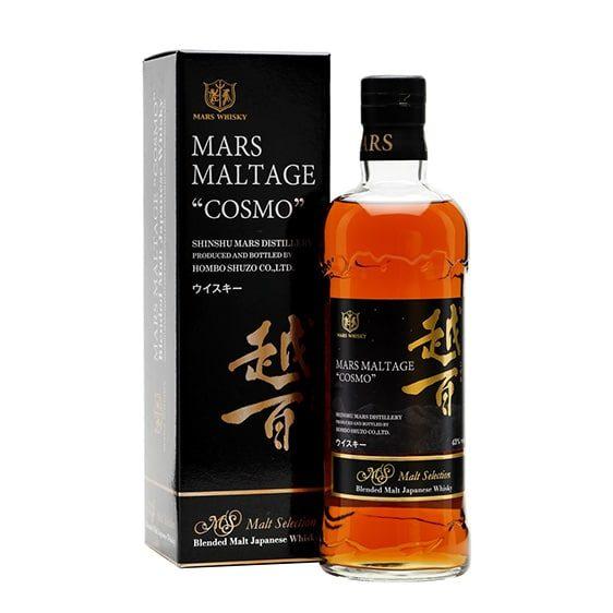 японско уиски марс космо