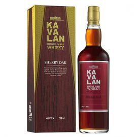 тайванско уиски кавалан шери оук