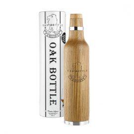 дървена бутилка от дъб за напитки