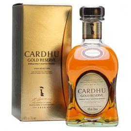 шотландско-уиски-кардю-голд-ризърв