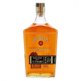 американско-уиски-джим-бийм-сигначър-крафт-12-годишно