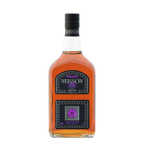 Нейсон 12 годишен ром от мартиника