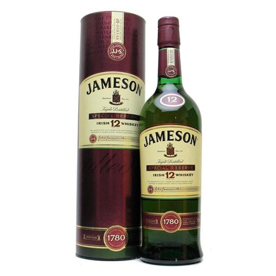 ирландско уиски джеймисън 12 годишно