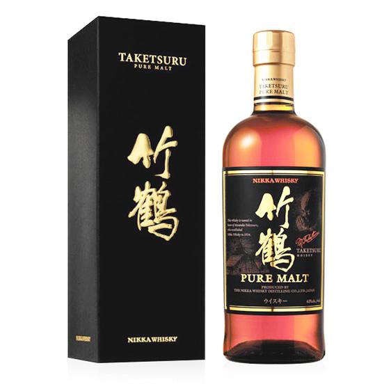 японско уиски такецуру малц