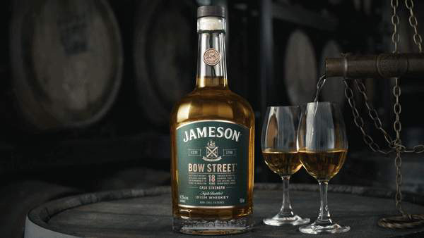 Новото бижу на Jameson - Bow Street 18 Cask Strength